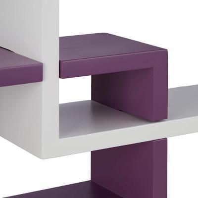 Dettaglio mensola Cube della Relaxdays