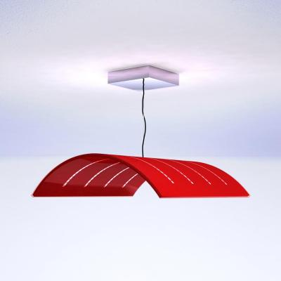 Lampadario a sospensione Dome di Wooden Lamp Design
