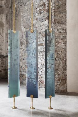 Divisori eleganti e preziosi - Transparency Matters di Draga&Aurel