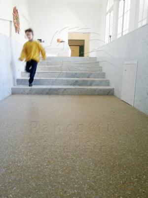 Pavimento moderno in calce, soluzioni di Pancotti Superfici