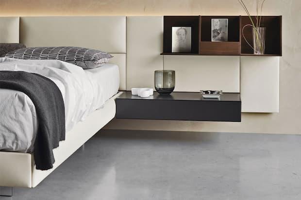 Camere da letto moderne, soluzioni d'arredo di Mobili Sparaco
