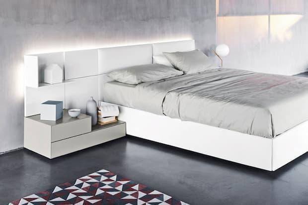Camere da letto moderne, soluzioni d'arredo Mobili Sparaco