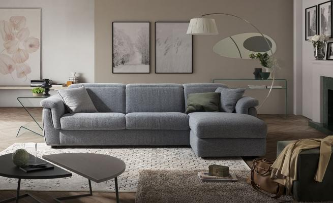Divani e divani by Natuzzi, modelli divano relax, linea Curioso