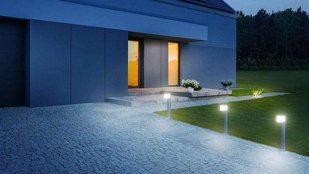 Lampioncini da giardino classici e moderni