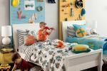 Pannello forato stanza bambini, da apartmenttherapy.com