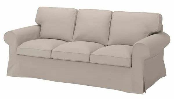 Cover for Ektorp sofa by Ikea