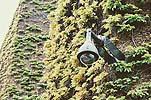 Una telecamera esterna