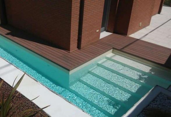 Bordo piscina - NGWOOD