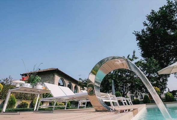 Solarium piscina NGWOOD