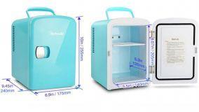Un frigo portatile per un'estate di freschezza