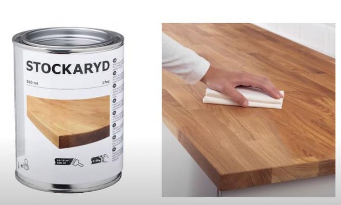 Olio per legno Stockryd