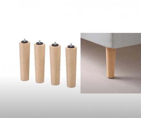 Gambe By Ikea da aggiungere a qualsiasi mobile