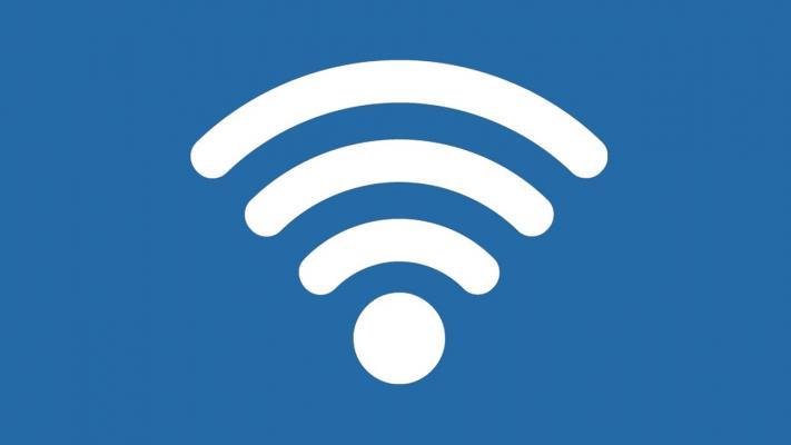 Simbolo del WiFi