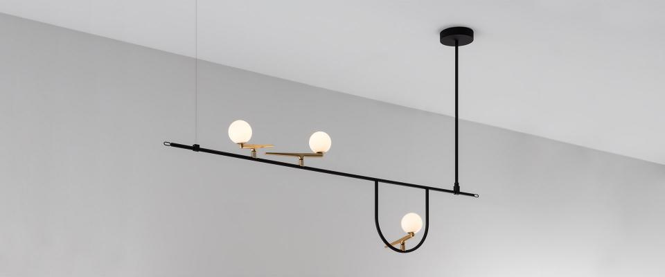 Lampadari particolari - Artemide - Yanzi