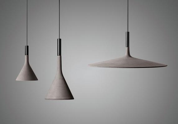 Lampadari moderni a luce diretta - Foscarini - Aplomb
