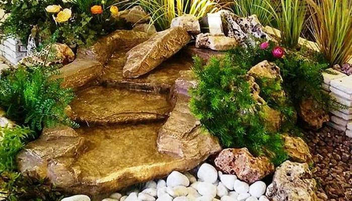 Cascata da giardino - Gardenstone