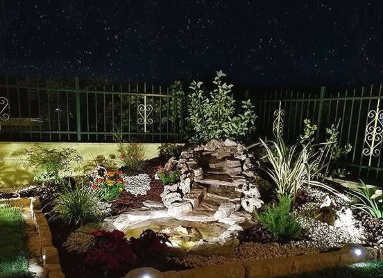 Cascate giardino - Gardenstone
