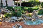Cascate in giardino - Gardenstone