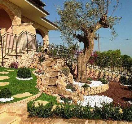 Cascata giardino - Gardenstone