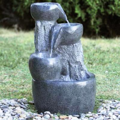 Fontana a cascate Ischia - Giardini d'Acqua