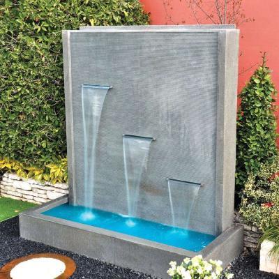 Cascata lame d'acqua - Perito Giardini d'Acqua