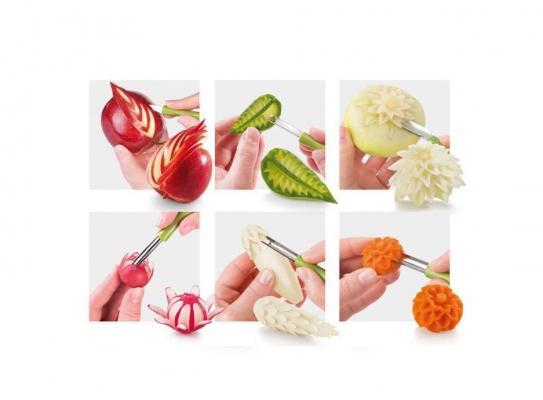 Taglia frutta e verdura decoratori Tescoma