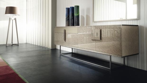 Modern home furnishings: Dreamer sideboard - Photo: Costantini Pietro