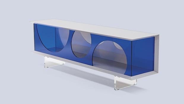 Modern and contemporary: Portofino sideboard - Photo: Costantini Pietro