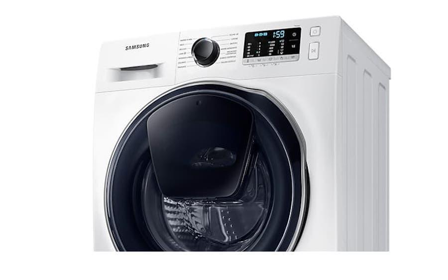 Lavatrice slim AddWash™ - Foto: Samsung
