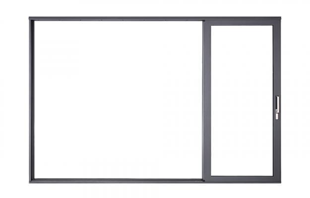 Modello infisso scorrevole Aluslide Lux di Oknoplast