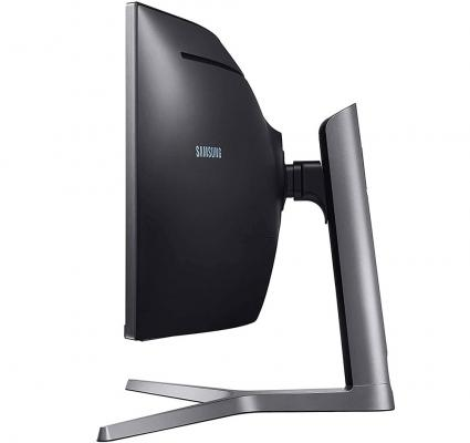 Monitor Samsung visione laterale