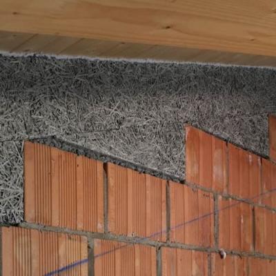 La fibra di legno può essere impiegata anche come isolante - Celenit