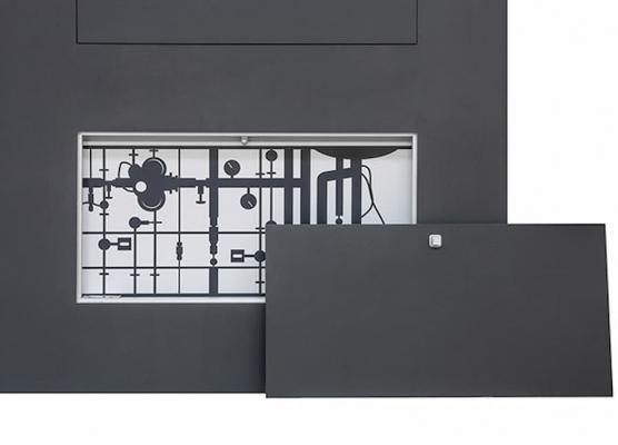 Ante filo muro, ECLISSE Syntesis Tech