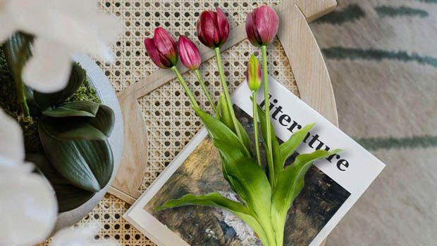 Come realizzare stupende composizioni con i fiori artificiali