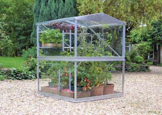 Piccola serra da giardino - Arcadia