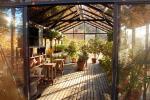 Serra giardino interno - Arcadia