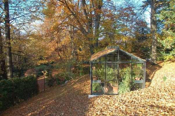 Serra in giardino - Arcadia