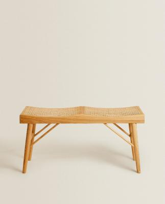 Panca in legno grande - Foto: Zara Home