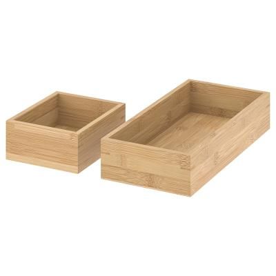 Vassoi in bambù Tavelân - Foto: Ikea