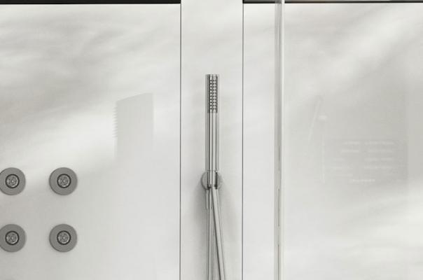Doccetta, cabina doccia multifunzione Frame - Foto: Jacuzzi