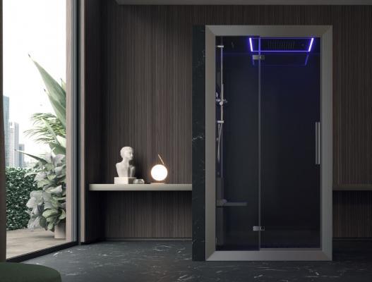Cabina doccia multifunzione Frame - Foto: Jacuzzi
