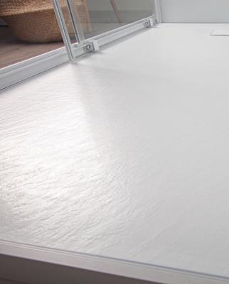 Doccia multifunzione Kinedo K1000, piatto doccia - Foto: Geromin