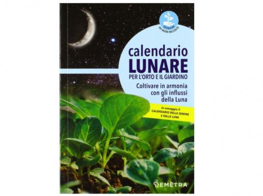 Libro sulle fasi lunari della Demetra