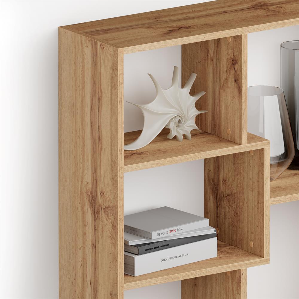 Libreria a parete  Iacopo in legno