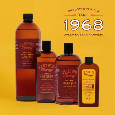 Leather Honey: balsamo per divano in pelle