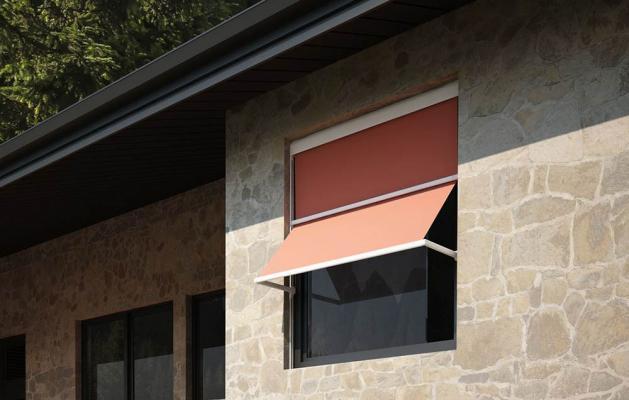 Tenda solare ama con braccetti estensibili