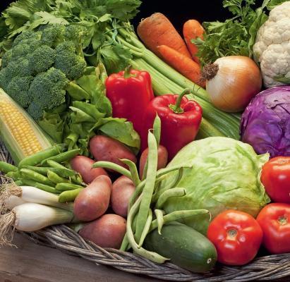 Frutta e ortaggi autoprodotti