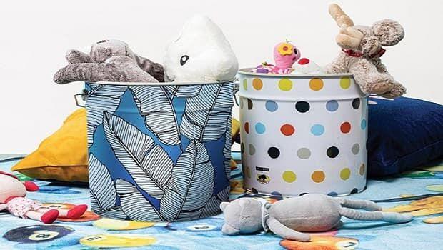Riciclare i secchi di vernice: idee creative e soluzioni pronte all'uso