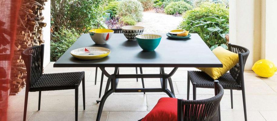 Tavolo da esterno Toscana - Unopiù