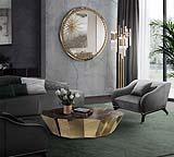 Arredi pattern crackle - Luxxu design - tavolino